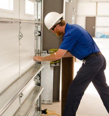 servis garaznih vrata VTO sistem